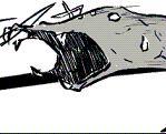 ペラッカのワームが甲鱗様に挑むようです。