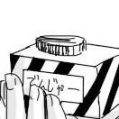 【WMF】サブローがひどい目に遭う漫画